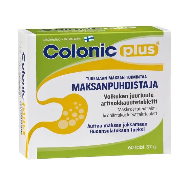 Colonic Plus Liver Cleanser x60 tabs