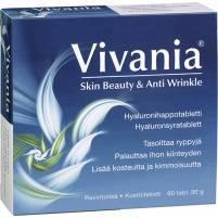 Vivania Skin Beauty and Anti wrinkle 60 tabs