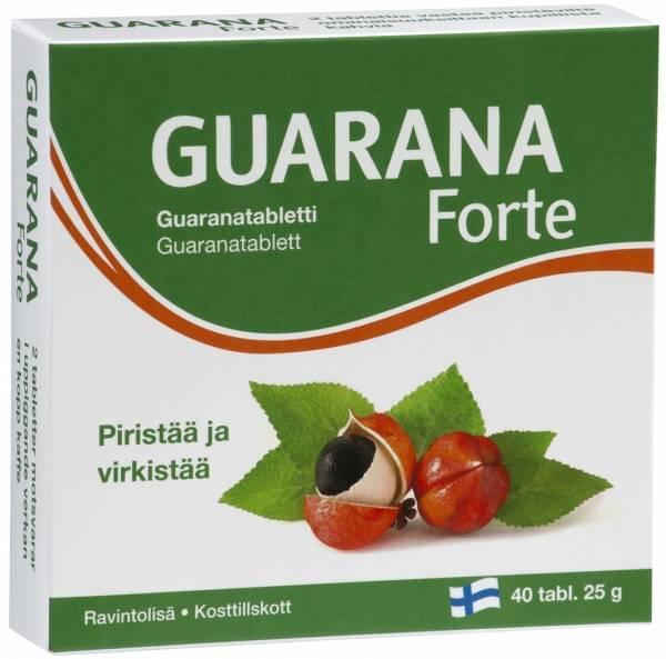 Guarana Forte 40 tabs