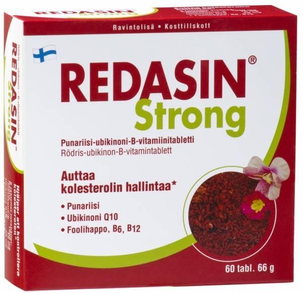 Redasin Strong x60 tabs
