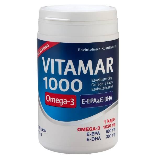 Vitamar 1000 x100 caps