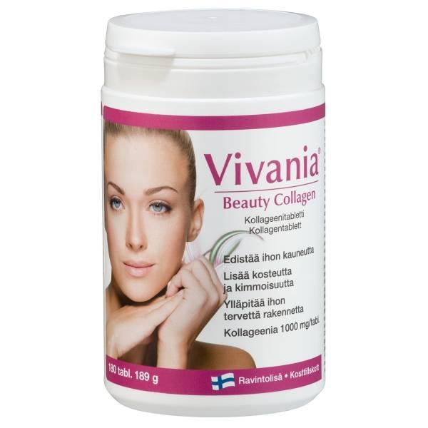 Vivania Beauty Collagen x180 tabs