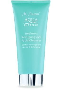 ASAM AQUA INTENS cleansing gel scrub 200 ml.