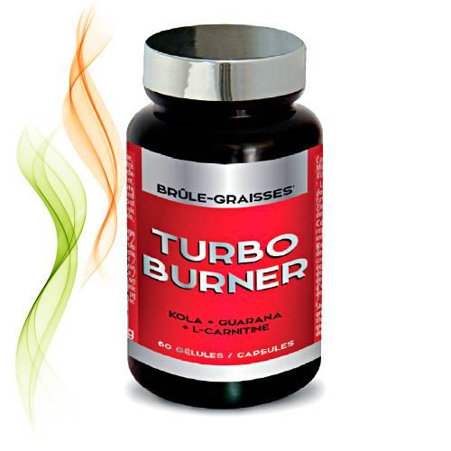 TURBO BURNER CAPSULES