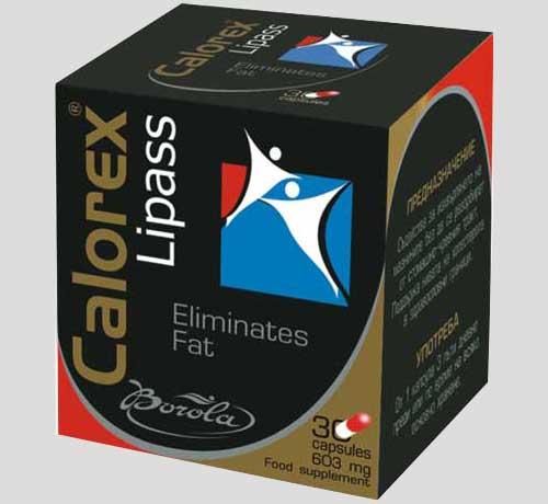 Calorex Lipass