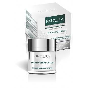 Moisturizing day cream for normal to dry skin