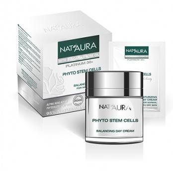 """Day cream for normal to oily skin """"NAT'AURA"""" 30+"""