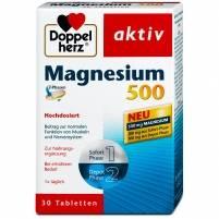 Doppelherz Aktiv Magnesium 500
