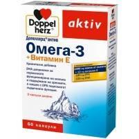 Doppelherz Omega 3 + Vitamin E