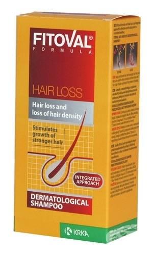 Fitoval Anti - Hair Loss shampoo 200ml