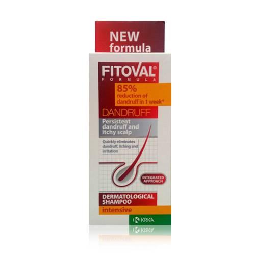 FITOVAL Intensive anti-Dandruff Shampoo 100ml