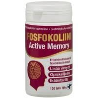 Fosfokoliini Active Memory 150 tabs