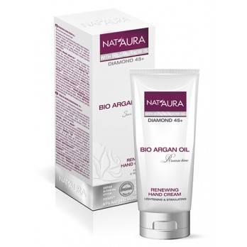 "Renewing hand cream ""NAT'AURA"" 45+"