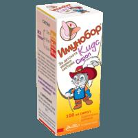 Imunobor Kids Syrup 100 ml