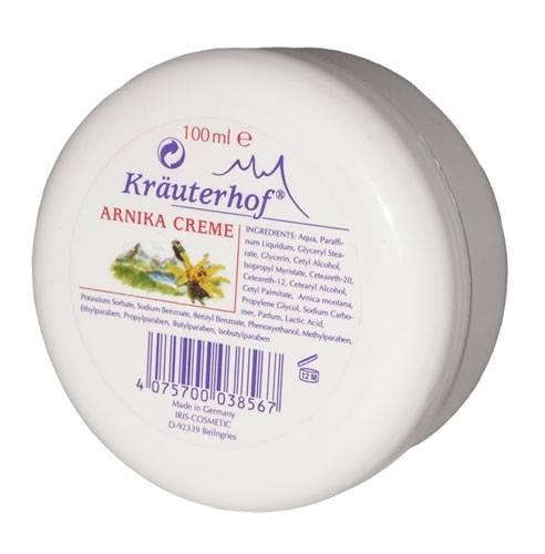 ASAM cream with ARNICA 100 ml.