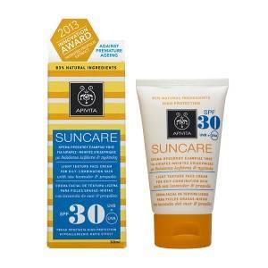 Light Texture Face Cream for Normal-Dry Skin SPF30 50ml