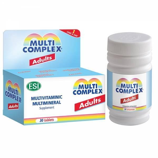 Multicomplex Adults 30 tabs