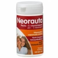 Neorauta - Natural iron tablet