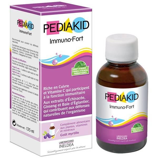 Pediakid Immuno-Fort