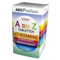 A - Z 27 vitamins