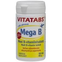 Vitatabs Mega B  150 tabs