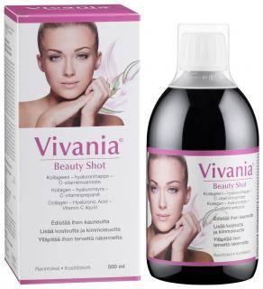 Vivania Beauty Shot 500ml