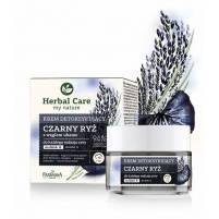 Farmona Herbal Care Black Detox - Cream Black Rice 50 ml.