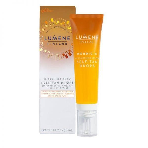 Lumene Midsummer Glow Self-tan drops 30ml