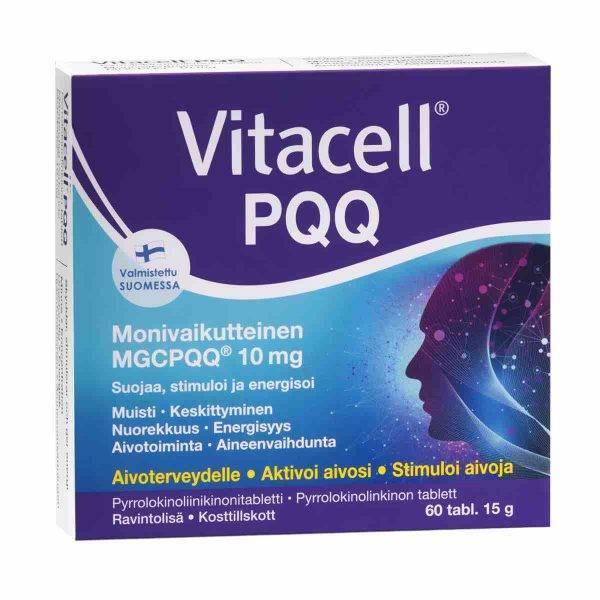 Vitacell PQQ x60 tabs