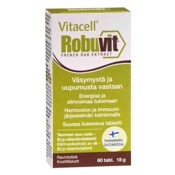 Vitacell Robuvit x60 tabs