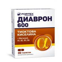 Diavron 600 x30tabs