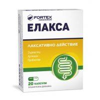 Elaxa capsules x20caps