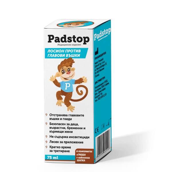 PADSTOP x75ml