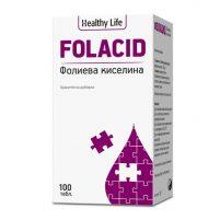 FOLACID 100 x100