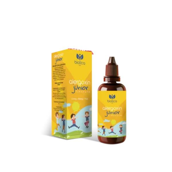 ALLERGOXIN FOR CHILDREN - RELIEVES THE SYMPTOMS OF ALLERGY